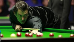 UK Championship: Luke Simmonds says it was 'worth £200 entry fee' to play Ronnie O'Sullivan