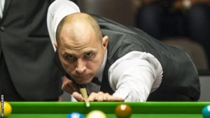 UK Championship: Joe Perry admits he must 'tighten up' for further progress