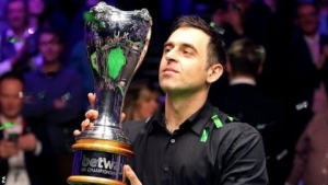 UK Championship: Ronnie O'Sullivan beats Mark Allen to win record seventh title