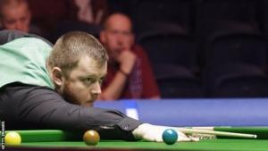 Mark Allen leads Shaun Murphy 5-3 in Scottish Open final