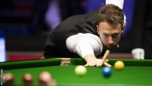 Trump dominates O'Sullivan in Masters final first session