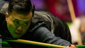 O'Sullivan loses to Fu in World Grand Prix first round