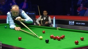 Williams survives scare against Hirani at Welsh Open