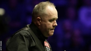 Welsh Open: Joe O'Connor stuns holder John Higgins