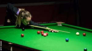 World Snooker Championship: Reanne Evans to play Zhang Yong in first qualifying round
