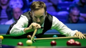 World Snooker Championship qualifying: Ali Carter beats Jimmy White