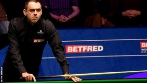 Defeat not 'end of world': O'Sullivan happy with season despite shock loss