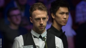 World Championship 2019: Judd Trump overturns 6-3 deficit to beat Thepchaiya Un-Nooh