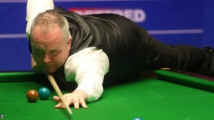 World Snooker Championship 2019: John Higgins into final after thriller against David Gilbert