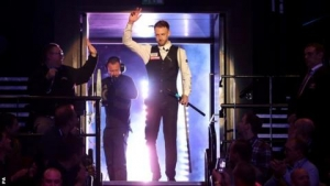 Judd Trump: Doubters gave me fire to succeed, says world champion