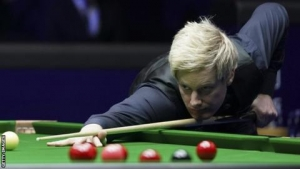 The final-frame thriller that never was - Robertson among stranded snooker stars