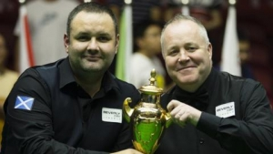 Stephen Maguire beats John Higgins in Six Red Bangkok final