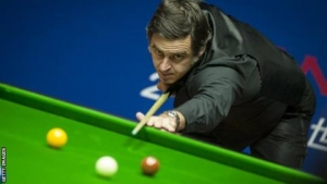 Ronnie O'Sullivan into third successive Shanghai Masters final