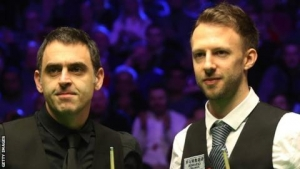 Holder Trump to face O'Sullivan in NI Open final