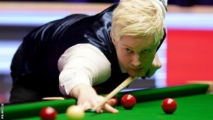 Robertson beats Zhou 9-0 in European Masters final