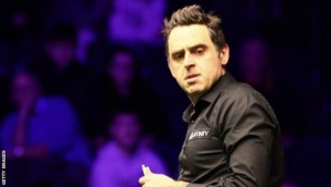 Welsh Open: Ronnie O'Sullivan eases into quarter finals