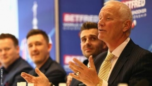 Barry Hearn 'in good spirits' after suffering 'minor heart attack'