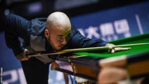 UK Snooker Championship 2017: Luca Brecel and Anthony McGill progress