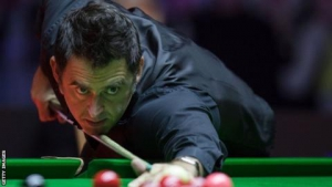 O'Sullivan sets up semi-final against Maguire