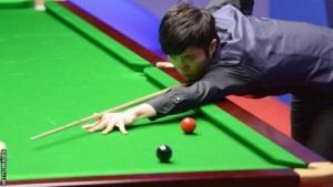 Scottish Open: Cao Yupeng stuns Judd Trump to reach first ranking final