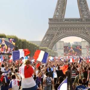A golden year for French football
