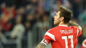 Smolov: I'm ready to take on more responsibility for Russia