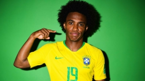 Willian eyes Brazil victory at their London 'home from home'