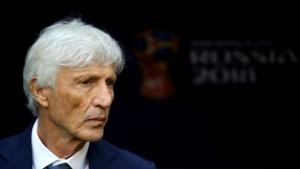 Pekerman steps down as Colombia coach