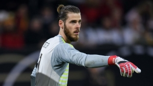 De Gea: Spain are in great shape