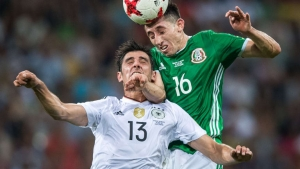 Herrera: Mexico must stop thinking we're a small team