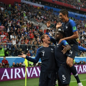 Umtiti heads France into the Final