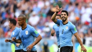 Uruguay take Russia through as three fall