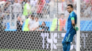 World Cup record-holder El Hadary says farewell