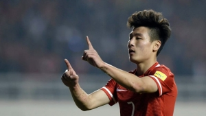 Wu Lei: World Cup place is China's only aim