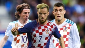 El Clásico's Croatians set to shine in Russia