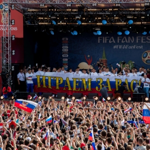 Russia 2018 fairy tale in the eyes of the fans