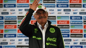 Ferretti named Mexico interim head coach