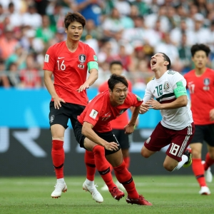 Mexico momentum continues, Korea Republic left reeling