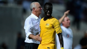 Mabil's journey from refugee to role model