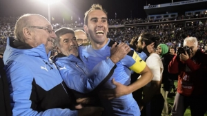 Godin: I dream of lifting the Trophy