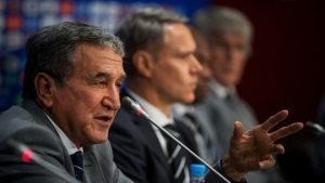 Parreira on Russia 2018: Possession is no longer a must