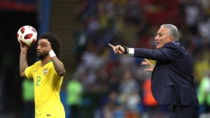 Brazil remain united in defeat